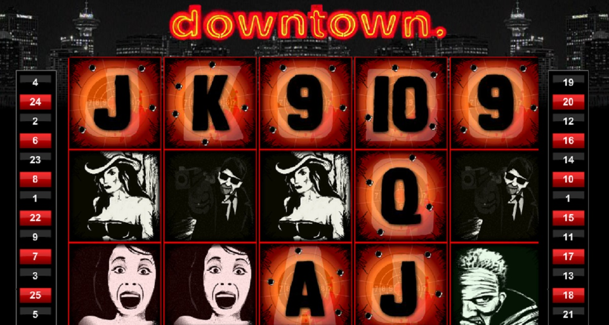 Downtown Slot Review for New Players Online