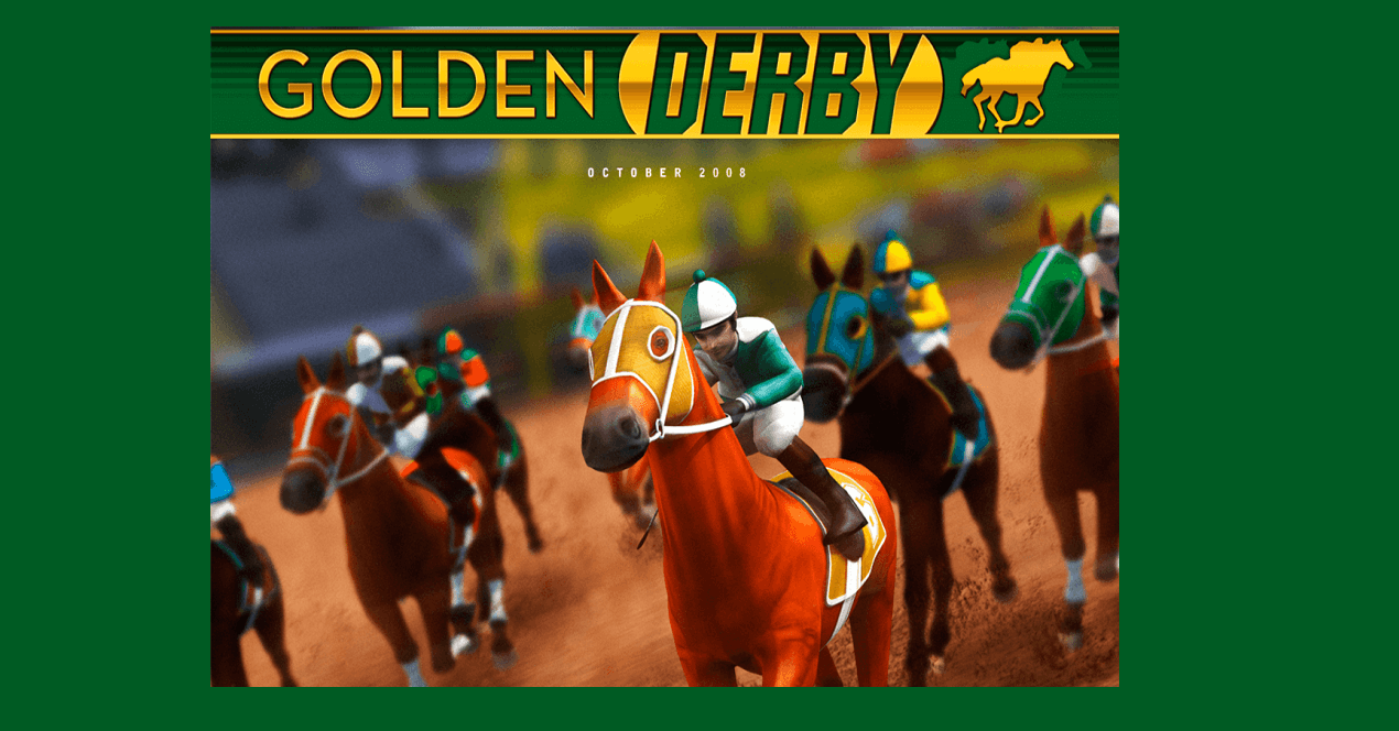 Golden Derby Slot Review & Guide for New Players Online